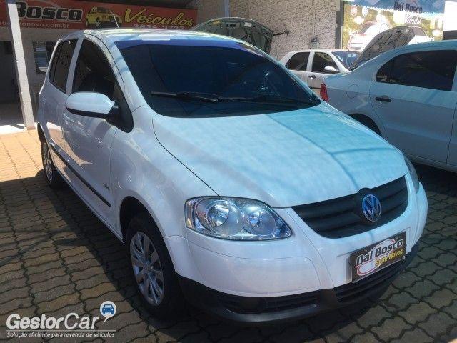 Volkswagen Fox Plus 1.0 8V (Flex) - Foto #9