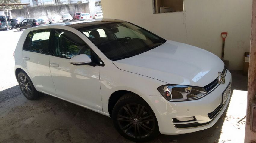 Volkswagen Golf Highline Tiptronic 1.4 TSi (Flex)