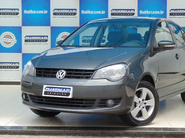 Volkswagen Polo Sedan 1.6 Mi 8V Total Flex - Foto #9