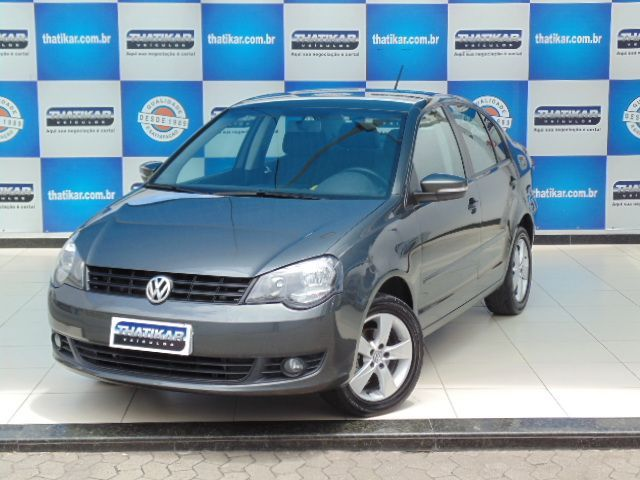 Volkswagen Polo Sedan 1.6 Mi 8V Total Flex - Foto #10