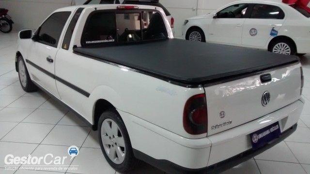 Volkswagen Saveiro SuperSurf 1.6 G4 (Flex) - Foto #4
