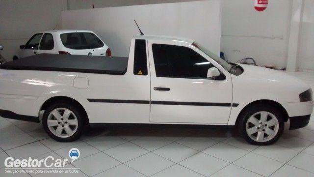 Volkswagen Saveiro SuperSurf 1.6 G4 (Flex) - Foto #9