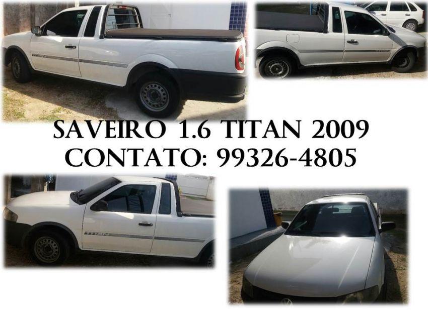 Volkswagen Saveiro Titan 1.6 G4 (Flex) - Foto #3