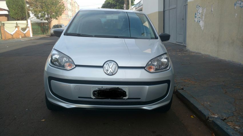 Volkswagen Up! 1.0 12v Take-Up 4p - Foto #4