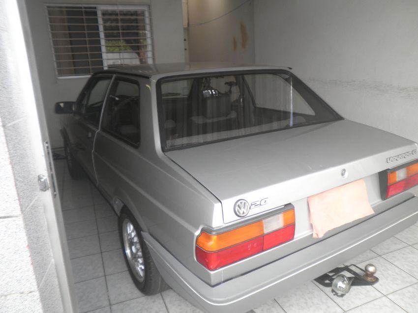 Volkswagen Voyage C 1.6 - Foto #4