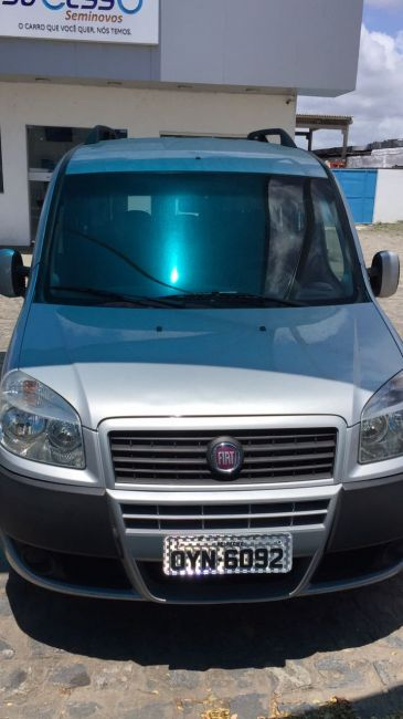 Fiat Doblò Attractive 1.4 (Flex) - Foto #1
