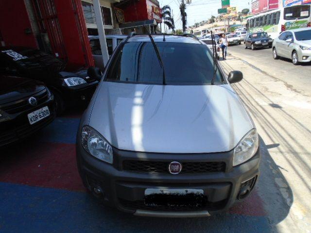 Fiat Strada Working 1.4 (Flex) (Cab Estendida) - Foto #1