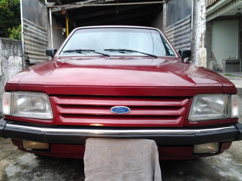 Ford Del Rey Sedan Ghia 1.8 - Foto #3
