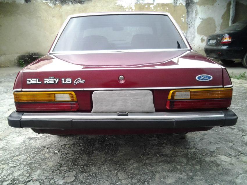 Ford Del Rey Sedan Ghia 1.8 - Foto #4