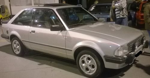 Ford Escort Hatch XR3 1.8 - Foto #6