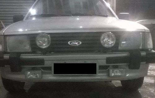 Ford Escort Hatch XR3 1.8 - Foto #8