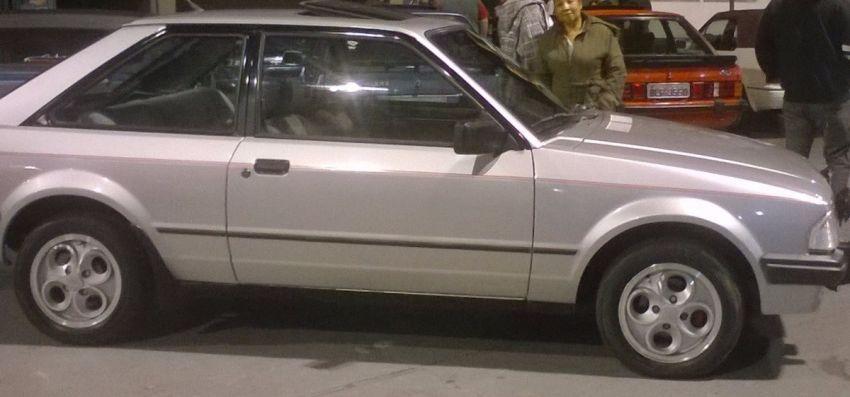 Ford Escort Hatch XR3 1.8 - Foto #9