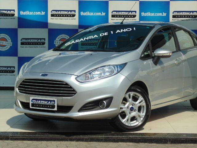 Ford New Fiesta SE 1.5 - Foto #10