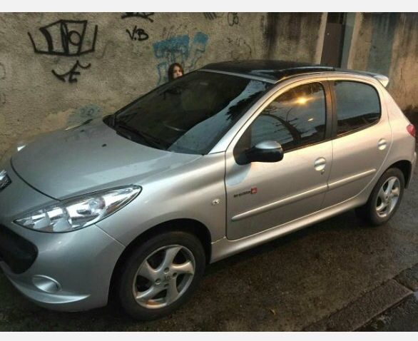 Peugeot 207 Hatch Quicksilver 1.6 (flex) - Foto #3