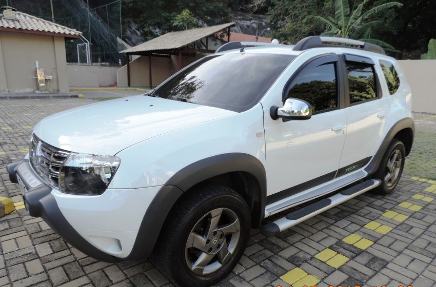 Renault Duster 1.6 16V Tech Road (Flex) - Foto #4