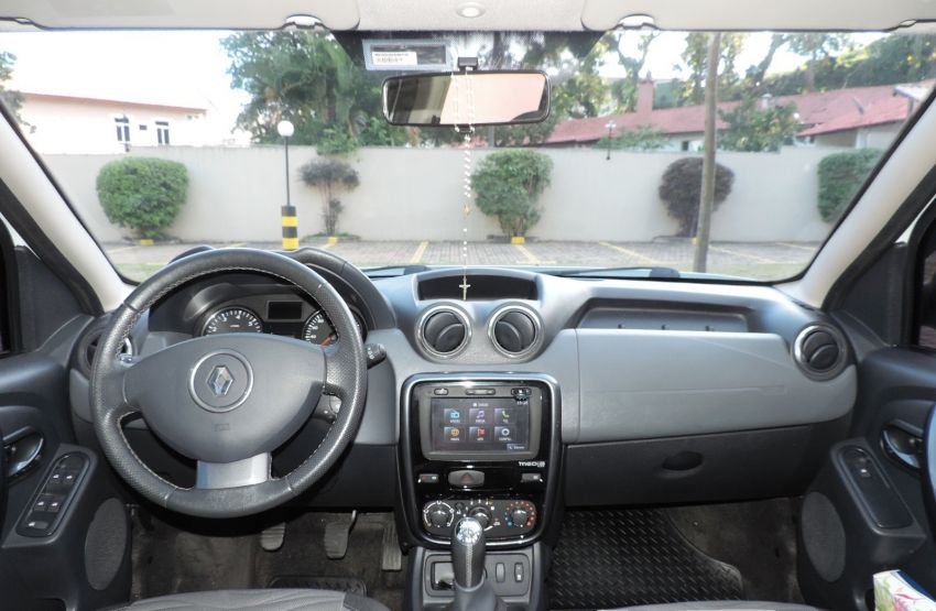 Renault Duster 1.6 16V Tech Road (Flex) - Foto #8