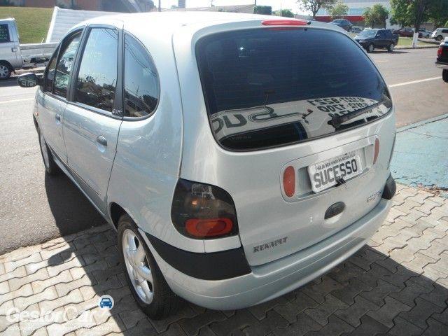 Renault Scénic RT 1.6 16V Alize - Foto #4