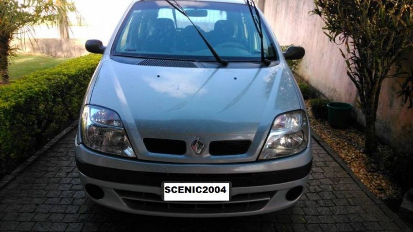 Renault Scénic Authentique 1.6 16V (flex) - Foto #7