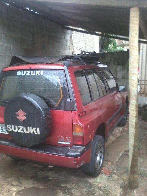 Suzuki Sidekick 1.6 16V Metal Top - Foto #2