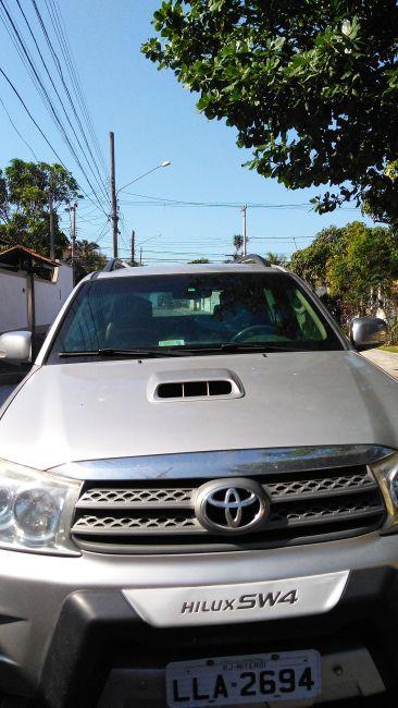 Toyota Hilux SW4 SRV 4x4 3.0 Turbo (aut)2 - Foto #3