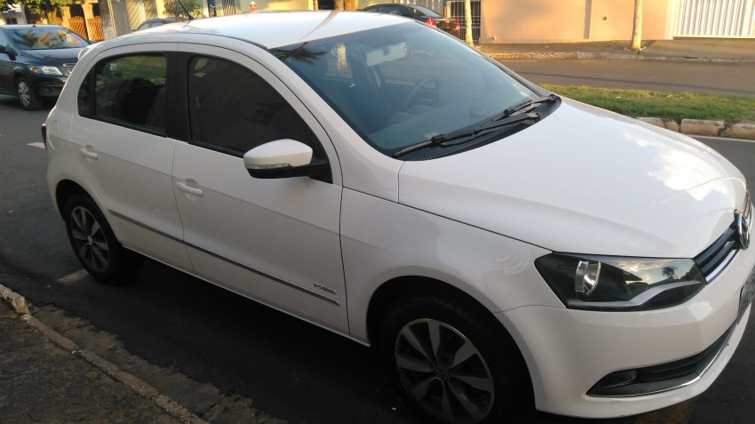 Volkswagen Novo Gol Power 1.6 (Flex) - Foto #8