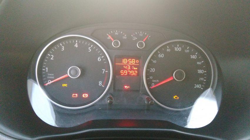 Volkswagen Novo Gol Power 1.6 (Flex) - Foto #10