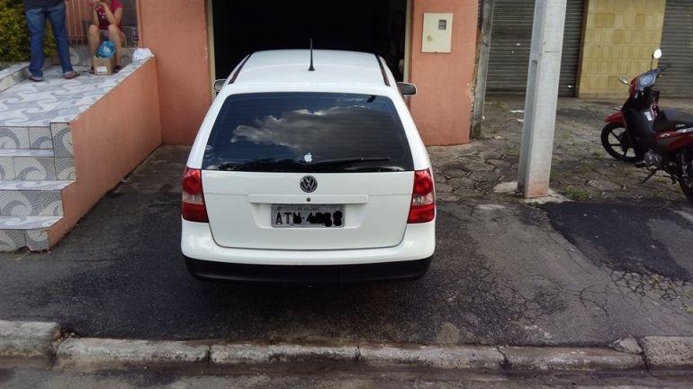 Volkswagen Parati 1.6 G4 (Flex) - Foto #9