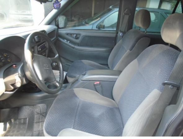 Chevrolet Blazer 2.4 MPFi 8V 128cv 4p - Foto #8