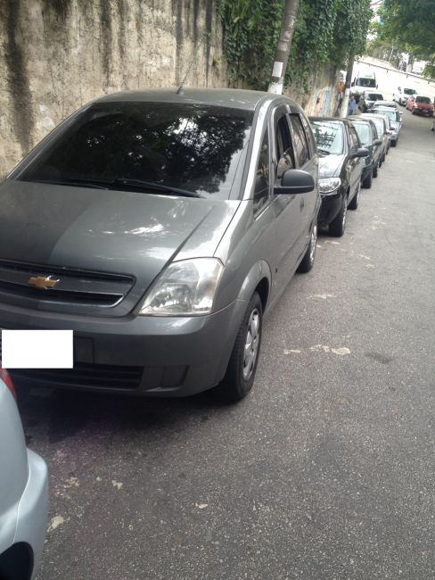 Chevrolet Meriva Expression 1.8 (Flex) (easytronic) - Foto #5