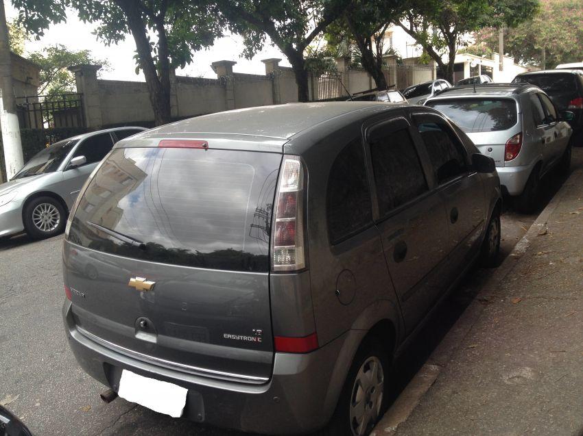 Chevrolet Meriva Expression 1.8 (Flex) (easytronic) - Foto #6