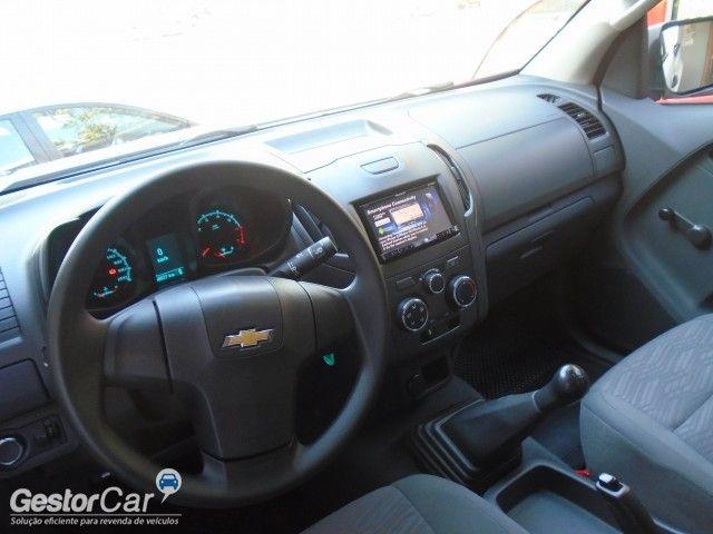 Chevrolet S10 LS 2.4 flex (Cab Simples) 4x2 - Foto #8