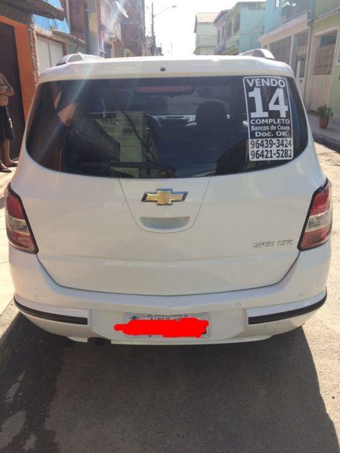 Chevrolet Spin LTZ 7S 1.8 (Aut) (Flex) - Foto #3