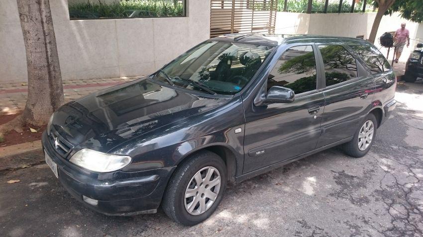 Citroën Xsara Break GLX 1.8 16V - Foto #3