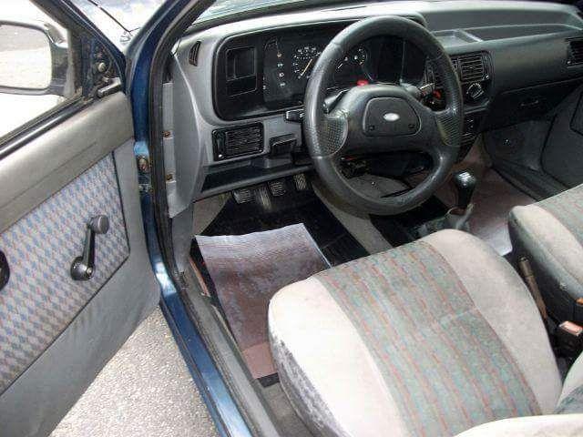 Ford Escort SW GL 1.6 MPi 8V - Foto #3