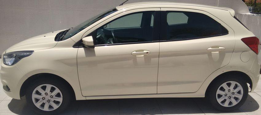 Ford Ka 1.0 SEL (Flex) - Foto #3