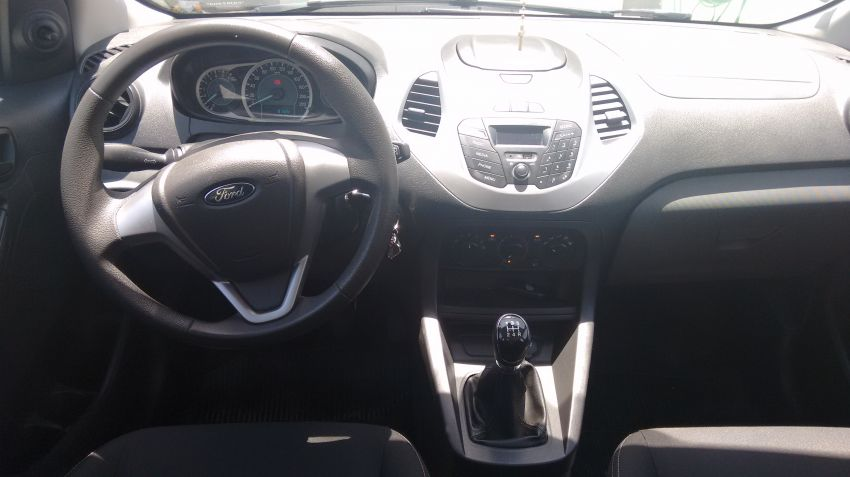 Ford Ka 1.0 SEL (Flex) - Foto #5