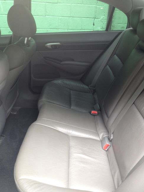 Honda Civic LXS 1.8 i-VTEC (Flex) (Aut) - Foto #5