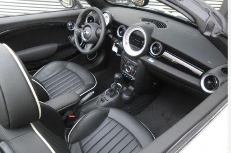 Mini Cooper S Roadster Sport (Aut) - Foto #4