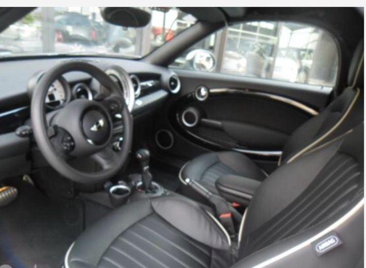 Mini Cooper S Roadster Sport (Aut) - Foto #5