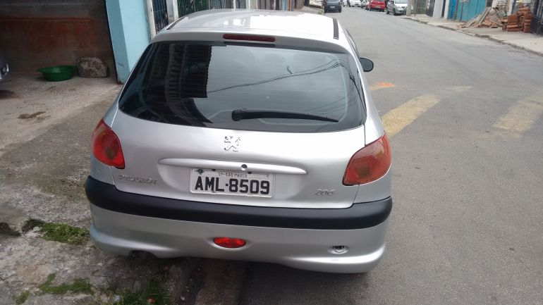Peugeot 206 Hatch. Sensation 1.0 16V - Foto #4
