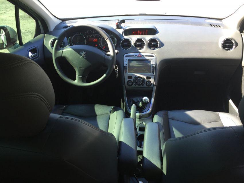 Peugeot 308 Allure 1.6 16v (Flex) - Foto #1
