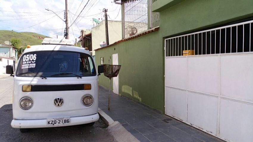Volkswagen Kombi Standard Lotação 1.6 - Foto #6
