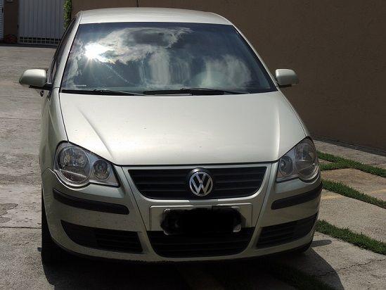 Volkswagen Polo Sedan 1.6 8V (Flex) - Foto #1