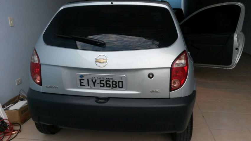 Chevrolet Celta Life 1.0 VHC - Foto #3