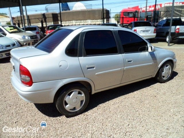 Chevrolet Corsa Sedan Wind 1.0 MPFi - Foto #4