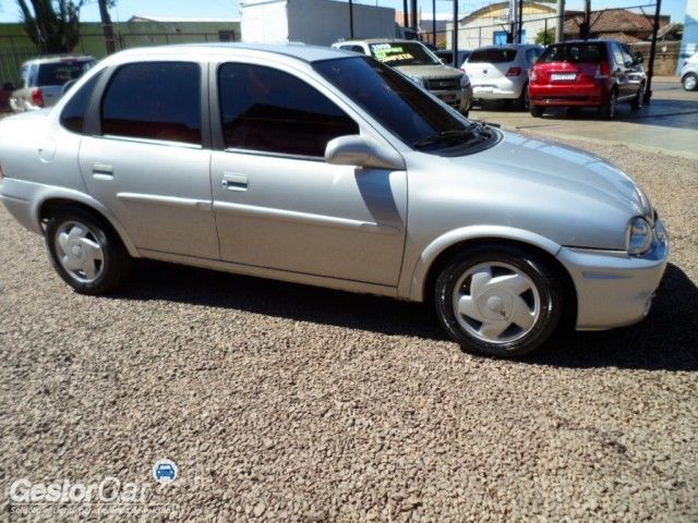 Chevrolet Corsa Sedan Wind 1.0 MPFi - Foto #5