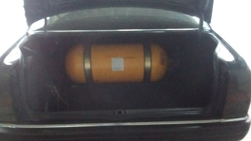 Chevrolet Omega GLS 4.1 SFi - Foto #5