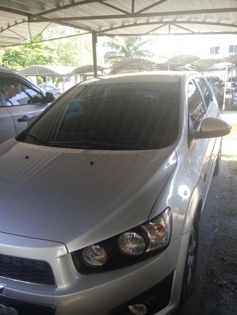 Chevrolet Sonic Hatch Effect 1.6 (Aut)