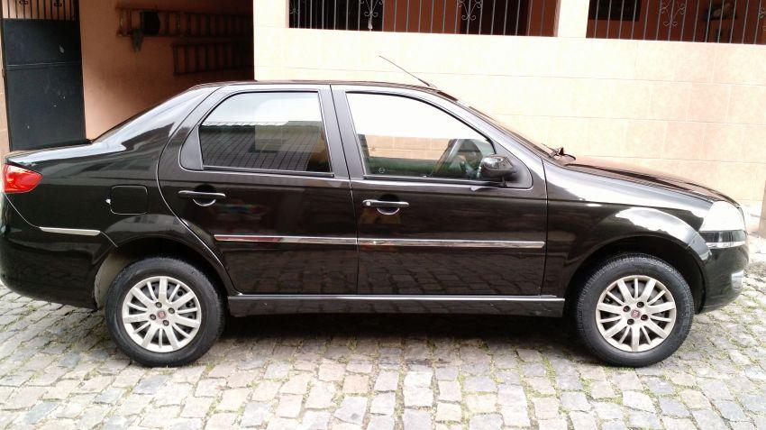 Fiat Siena 1.4 8V (Tetrafuel) - Foto #3