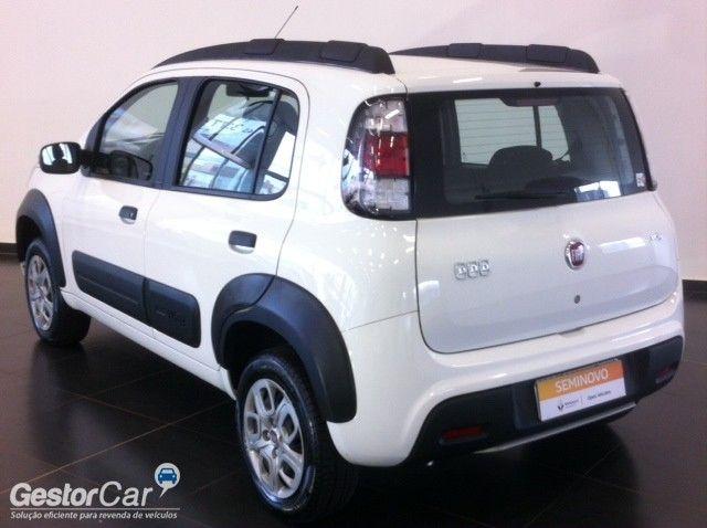 Fiat Uno Way 1.0 (Flex) 4p - Foto #3